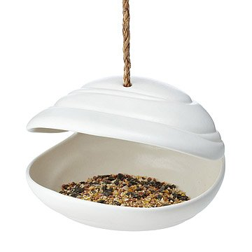 Happy Clam Bird Feeder