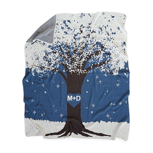 Personalized Tree Throw