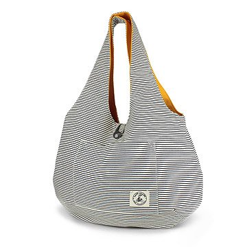 Reversible Hobo Bag