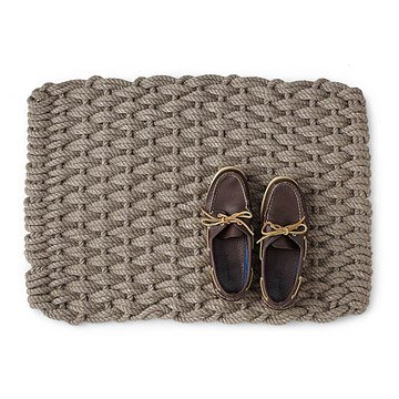 Recycled Rope Doormat