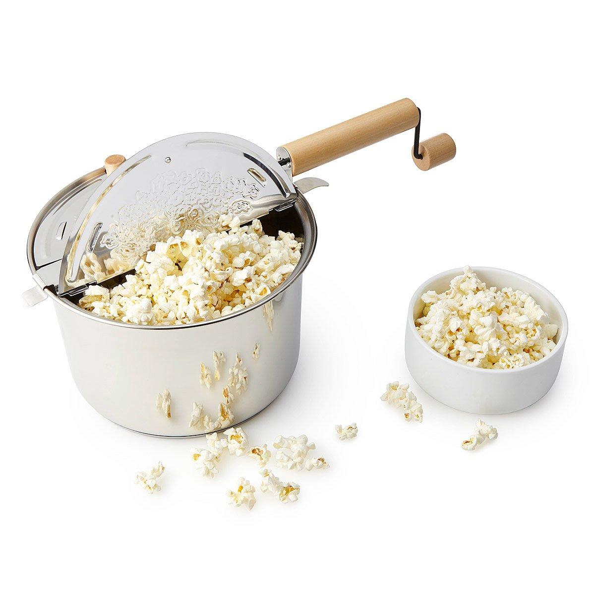 stovetop popcorn popper - Popcorn Poppers