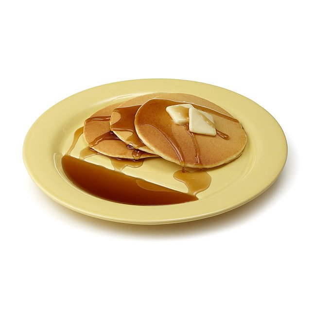 Pancake Plates - Set of 2