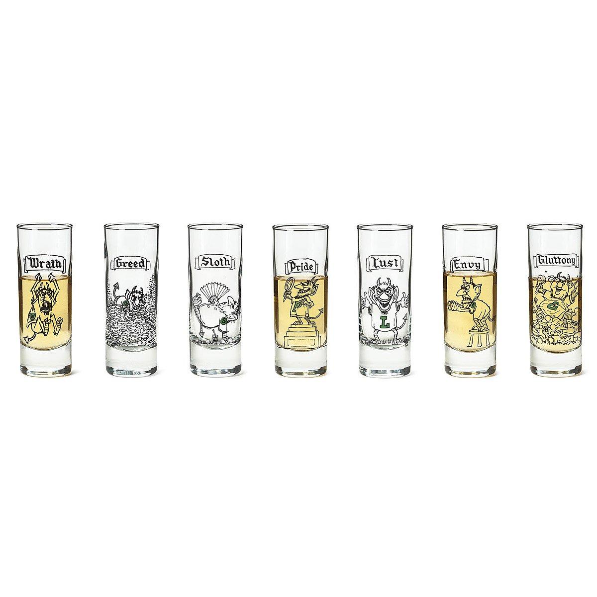 the 7 deadly sins shot glasses set of 7 1 thumbnail