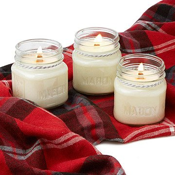 Crackling Candles