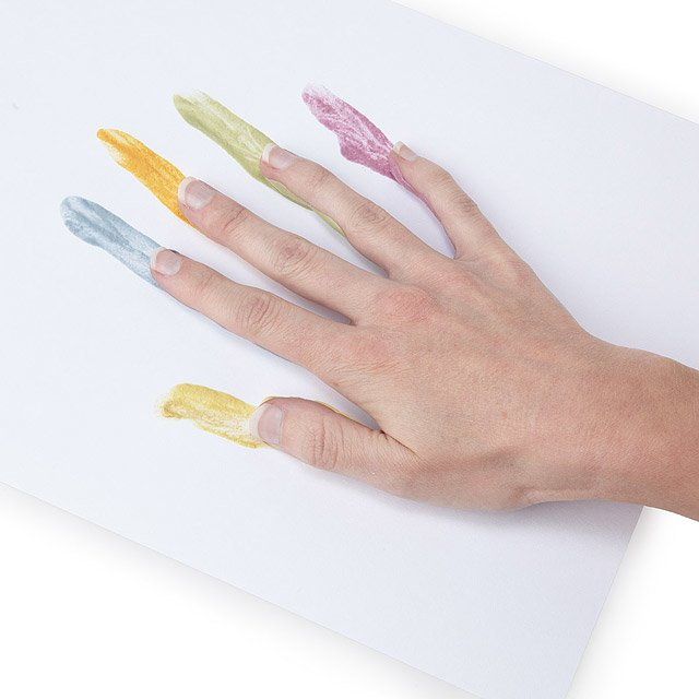 Eco Finger Paint