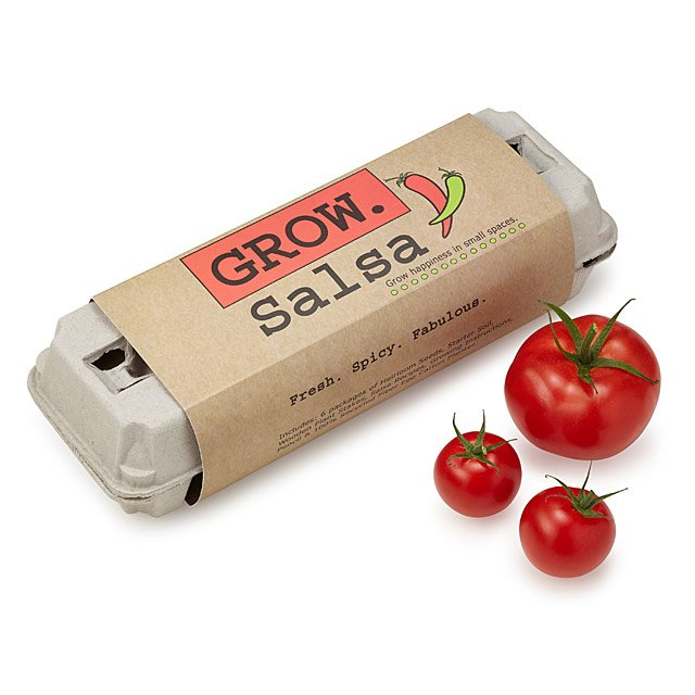 Salsa Grow Kit