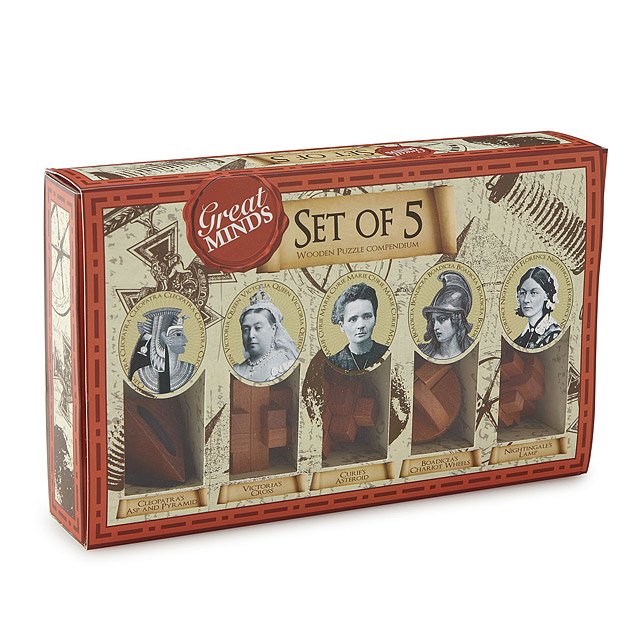 Great Minds Puzzles - Women in History