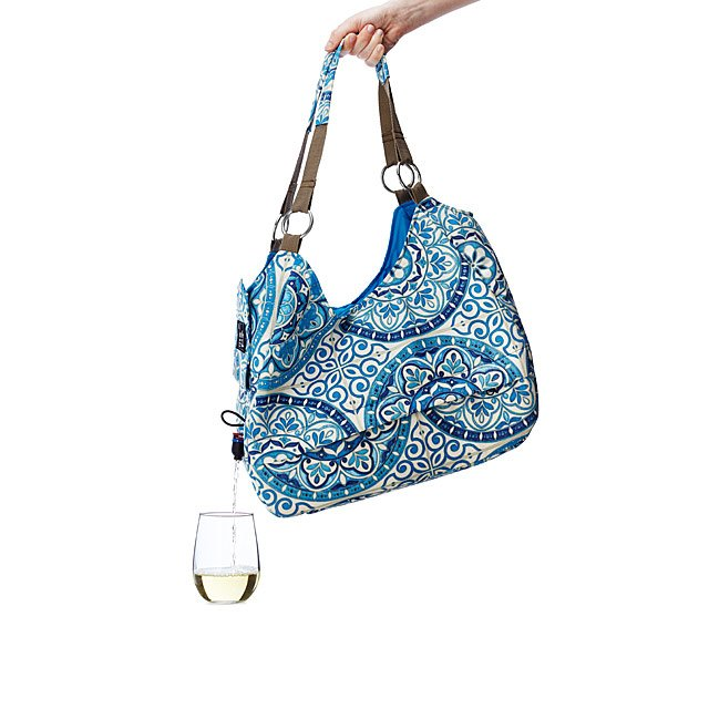 Wine Dispensing Travel Tote