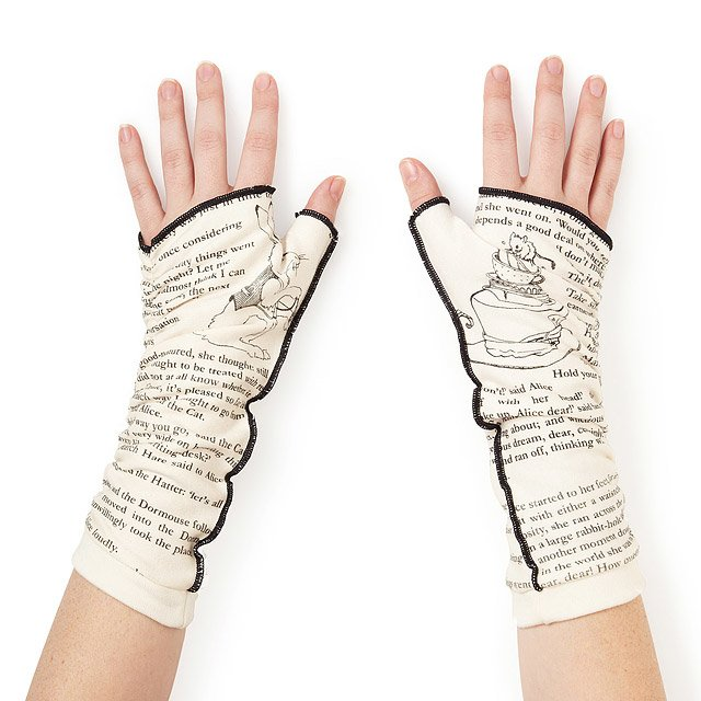 Literary Writing Gloves