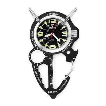 HandyMan Multi-tool Clip Watch