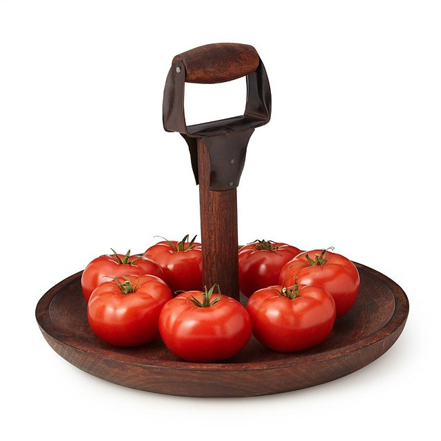 The Gardener's Bounty Vegetable Server