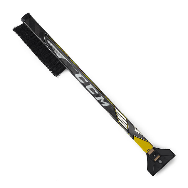 Hockey Stick Snow Brush
