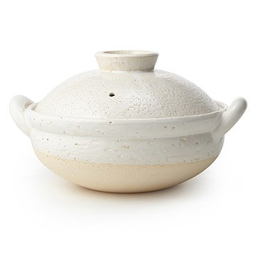 Earthenware Steamer