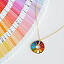Color Wheel Pendant 4 thumbnail