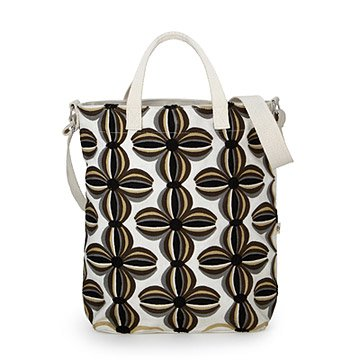 Primrose Embroidered Tote Bag
