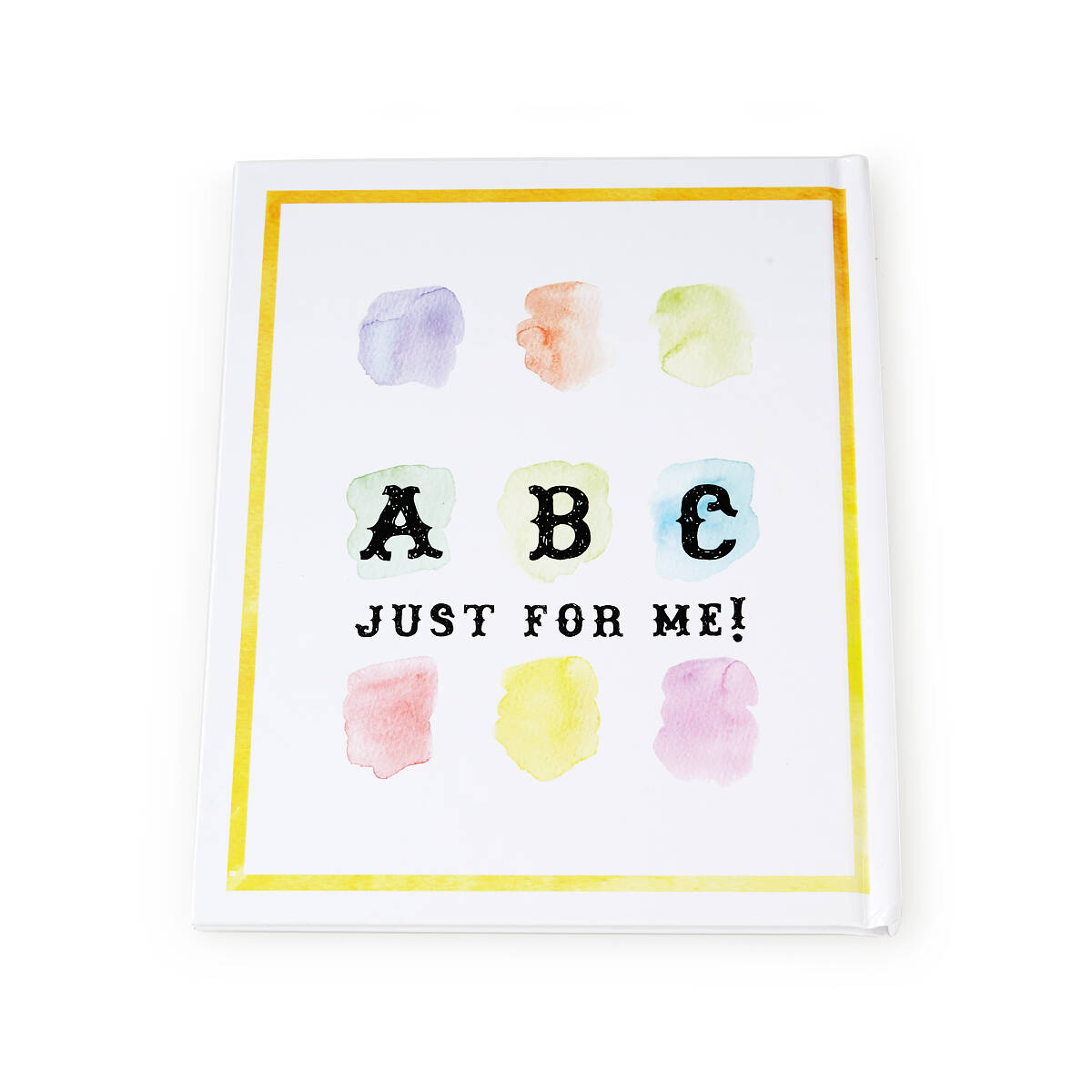 Personalized my alphabet book custom kids book alphabet book personalized my alphabet book 4 thumbnail negle Images