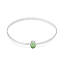 Sea Glass Bangle Bracelet 3 thumbnail
