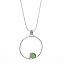 Circle of Life Sea Glass Necklace 2 thumbnail
