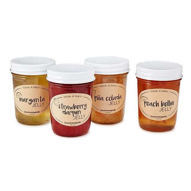Cocktail Jelly - Set of 4