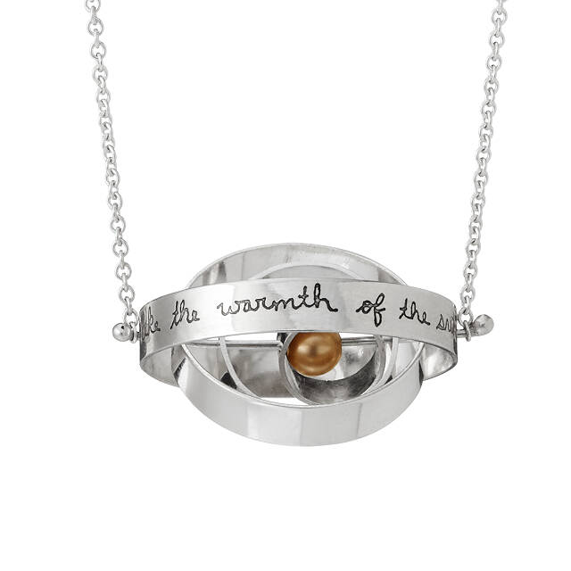 Perpetual Mother's Love Necklace