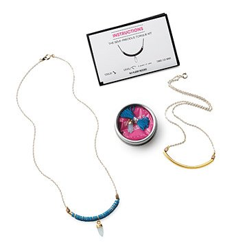 DIY Semi Precious Necklace Kit