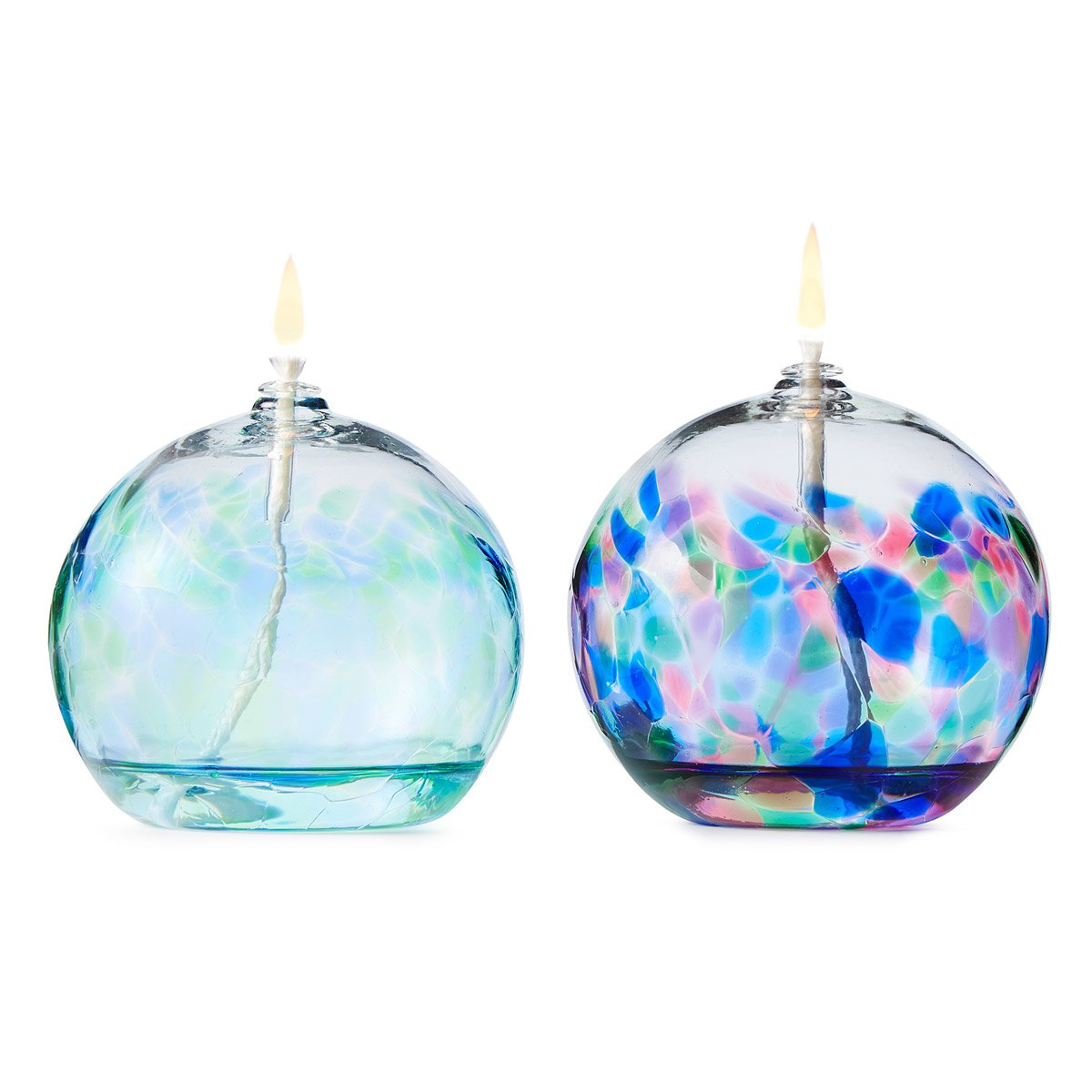 Endless Love Oil Candle | Decorative Glass Candle | UncommonGoods