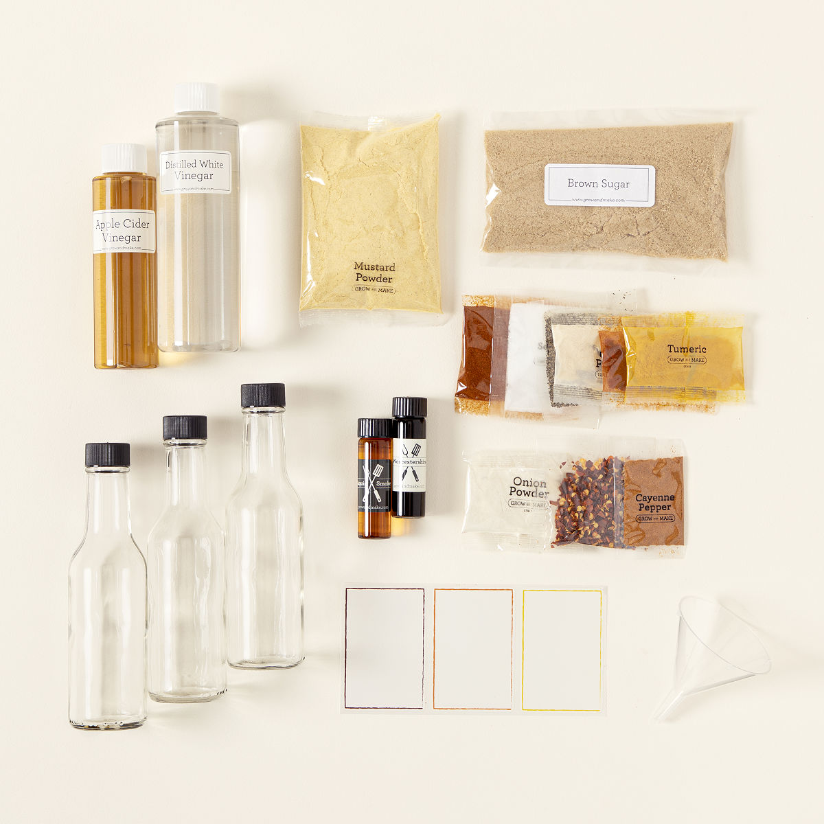 Make Your Own BBQ Sauce Kit | mop sauce | UncommonGoods