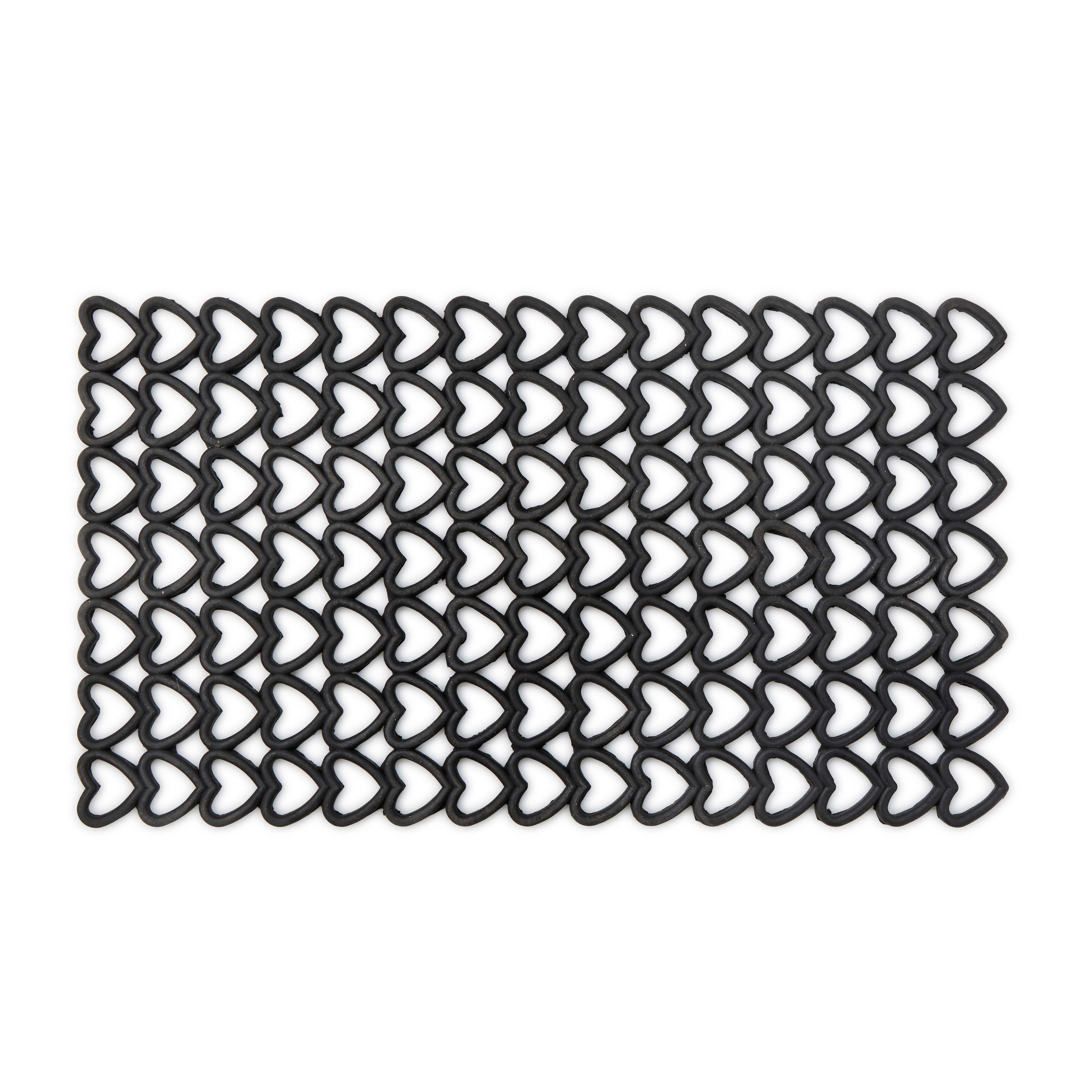 door mat kp mainstays rubber fret mats coir c doormat