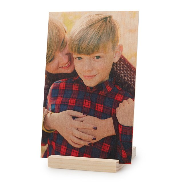 Custom Wooden Photo Print