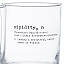 Life By Definition Whiskey Glasses - Set of 4 6 thumbnail