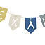 Personalized Wooden Baby Bunting 3 thumbnail