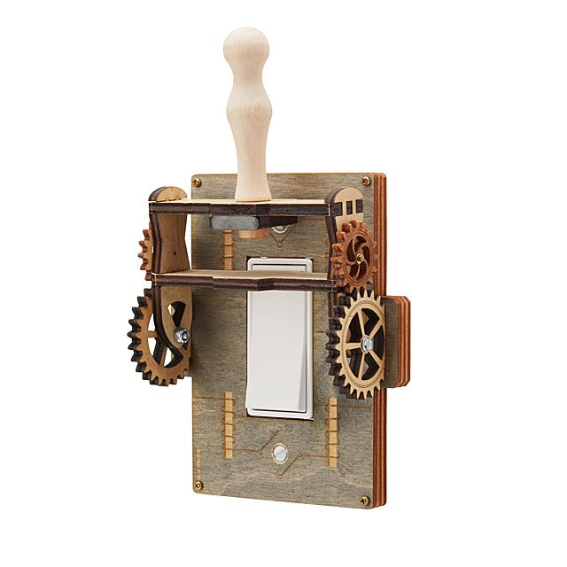 Frankenstein Switch Plate Steampunk Lighting Uncommongoods