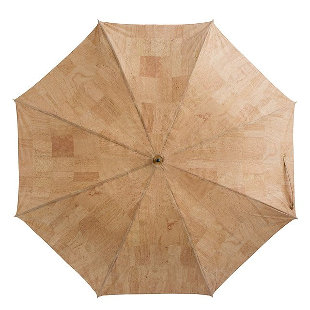 Natural Cork Umbrella