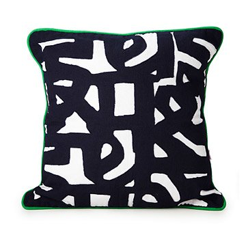 Hindi Script Pillow