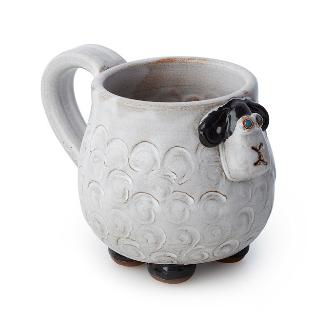 Wooliam the Sheep Mug