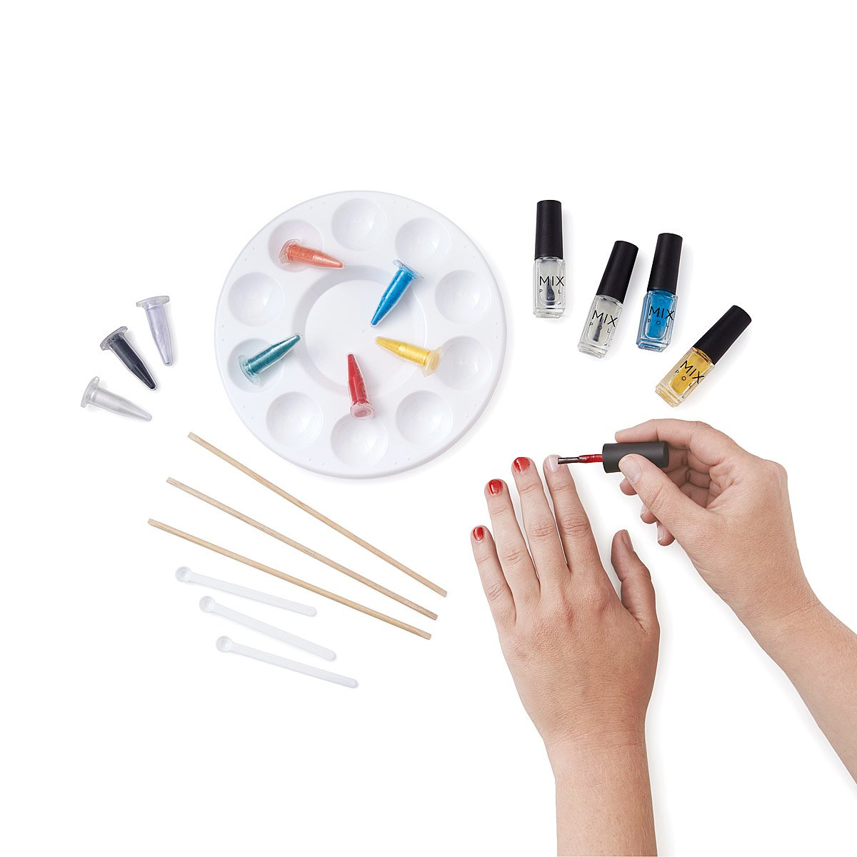 Make Your Own Nail Polish Kit | DIY Nail Polish | UncommonGoods