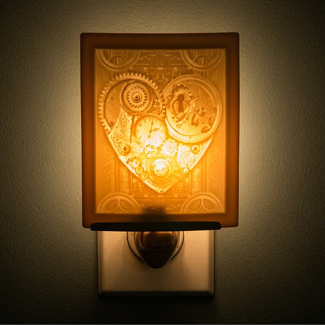 Key to My Heart Nightlight