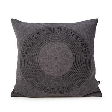 Just for the Record Pillow