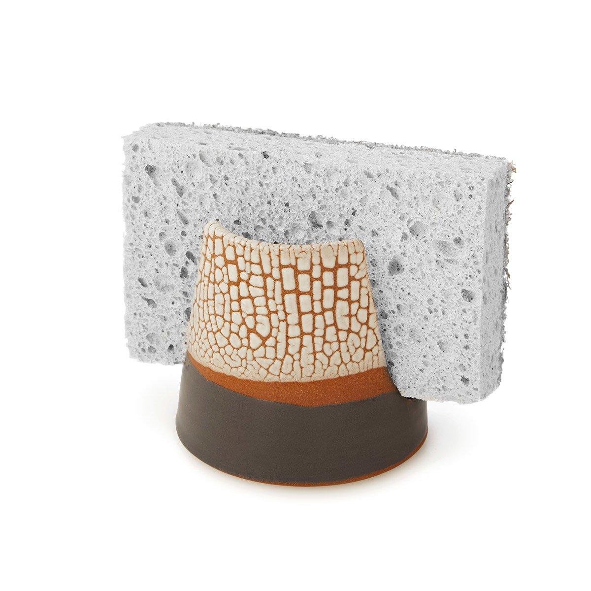 Pebble Sponge Holder | kitchen sponge holder | UncommonGoods