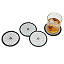 Bike Wheel Coasters - Set of 4 2 thumbnail