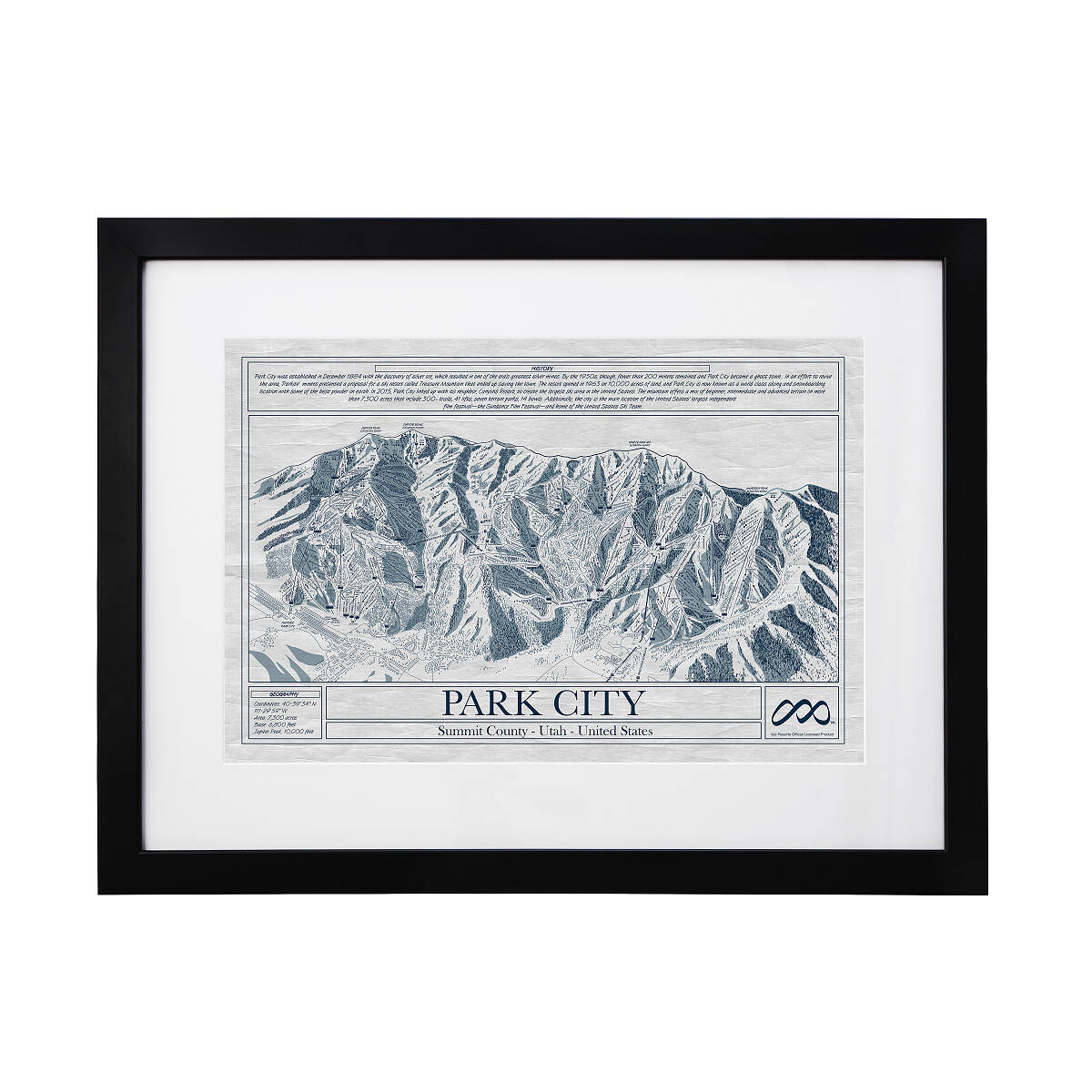 Ski resort blueprints ski resort wall art uncommongoods ski resort blueprints 2 thumbnail malvernweather Image collections