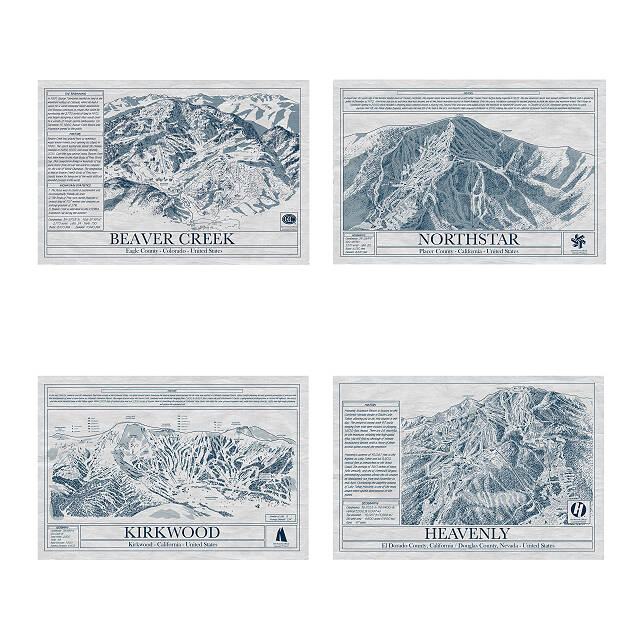 Ski Resort Blueprints