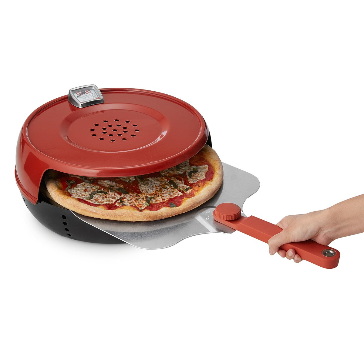 stovetop pizza oven with peel homemade pizza uncommongoods