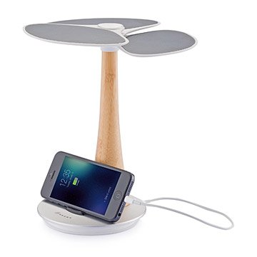 Ginkgo Tree Solar Charger