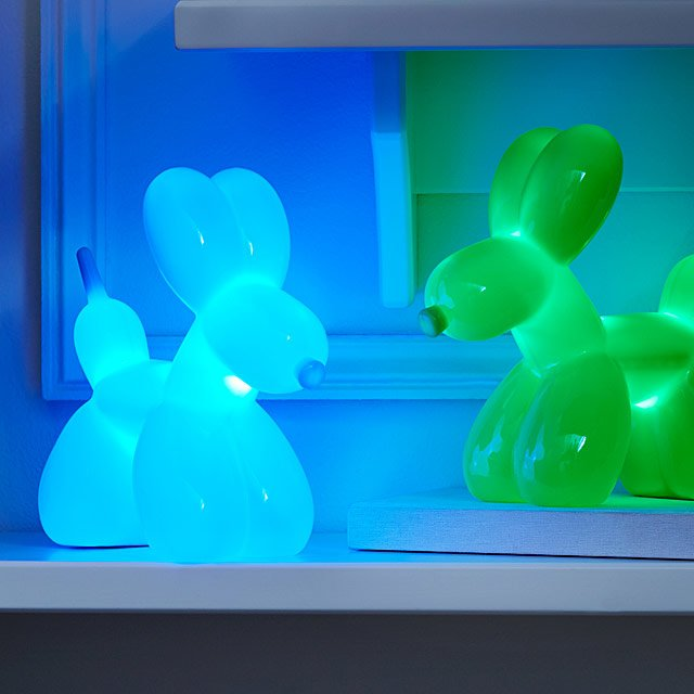 Balloon Dog Night Light