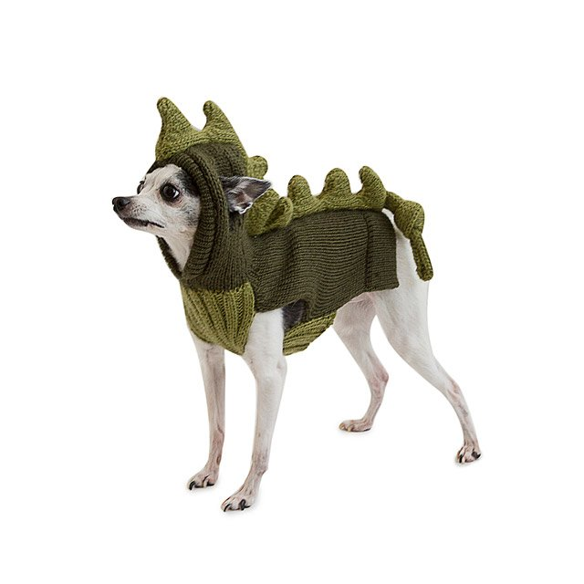 Dinosaur Pet Sweater  sc 1 st  UncommonGoods : dog costumes dinosaur  - Germanpascual.Com