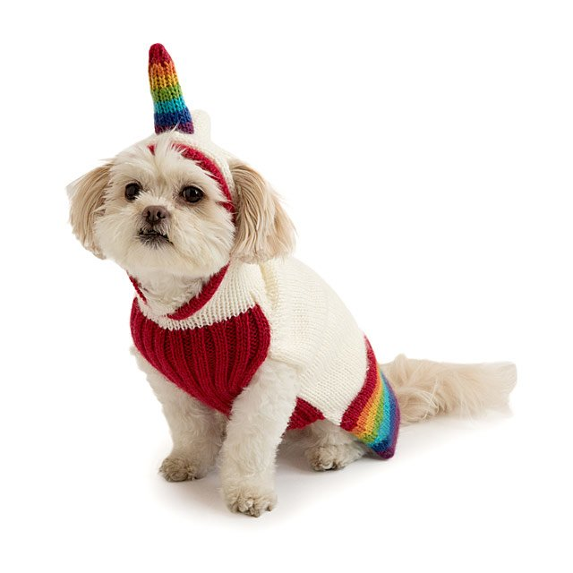 Unicorn Pet Sweater