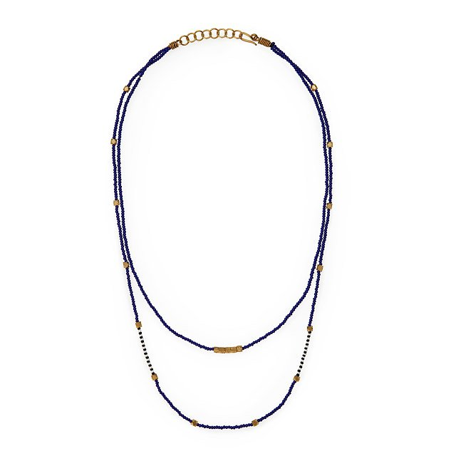 Abdi Maasai Bead Necklace