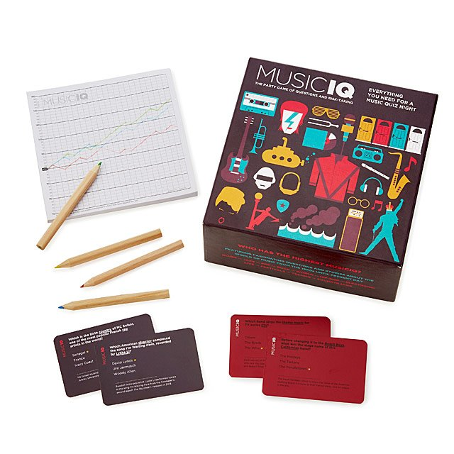Music IQ Party Game