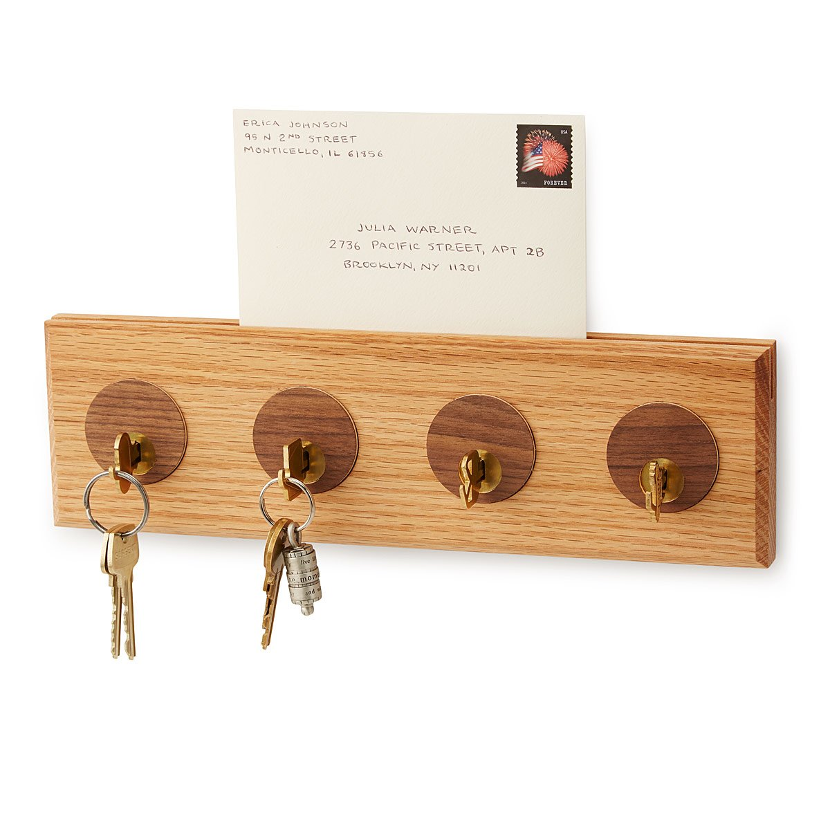 Attractive Out The Door   Wall Mounted Key Holder 1 Thumbnail